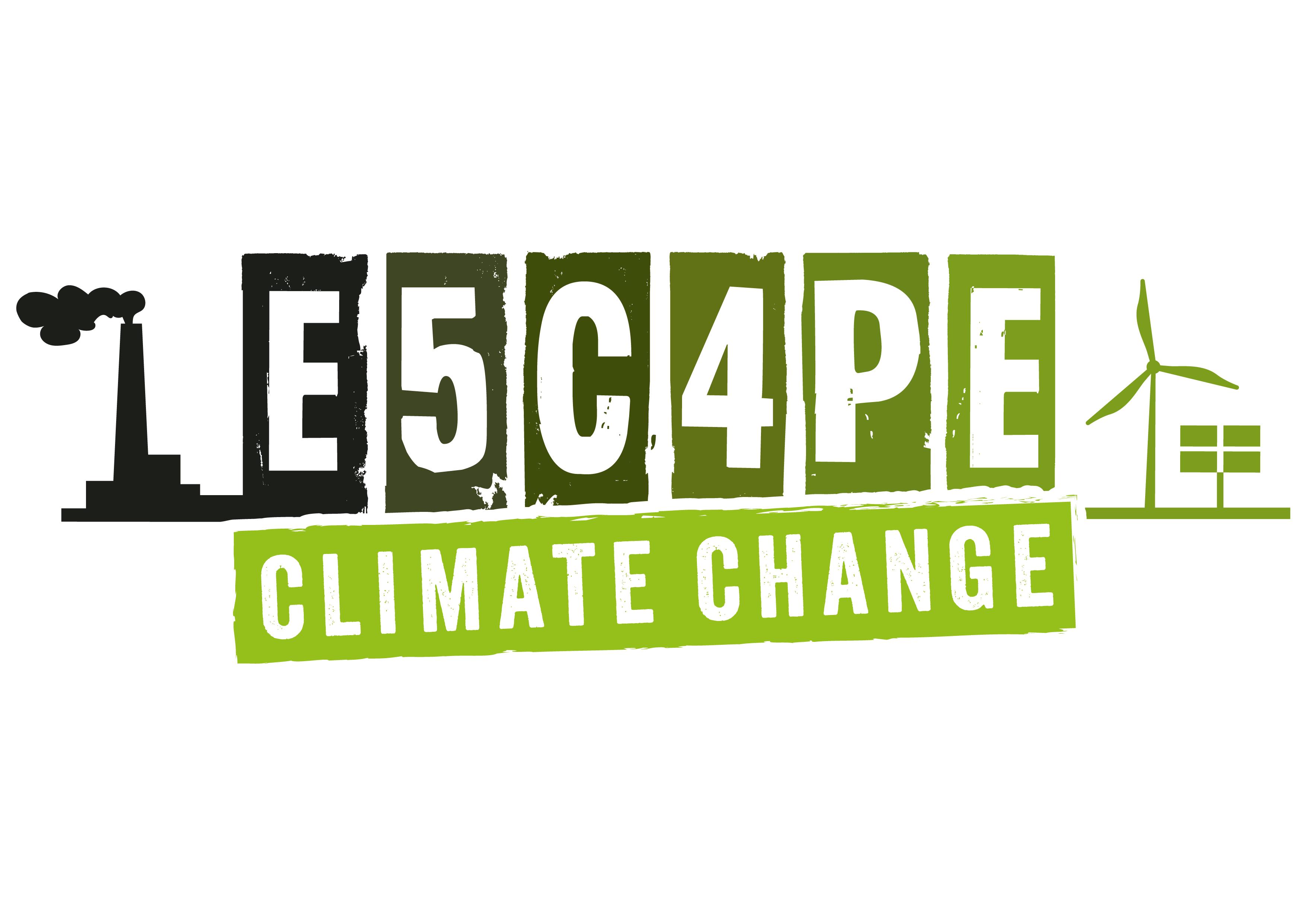 Escape Climate Change - Knack den Klima Code!